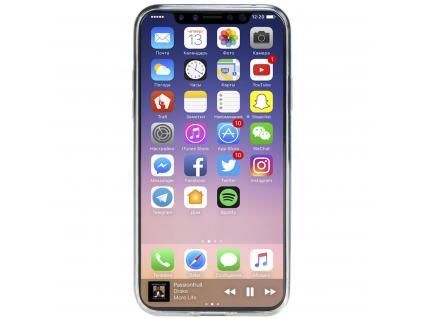 Bovik Cover Apple iPhone X Transparent