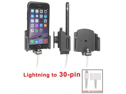 houder verstelbaar Apple iPhone 8 / X / 7 / 6 (lightning->30 pin)