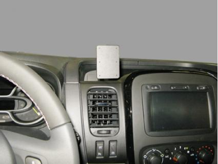 Proclip Opel Vivaro/Ren.Trafic 2015- Center mount