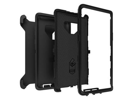 Defender Case Samsung Galaxy Note 9 - Zwart