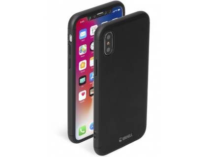 Arvika 3.0 Cover Apple iPhone X - Black