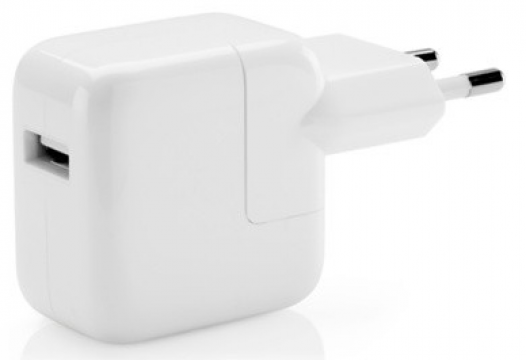 MD836 org iPad charger 12W bulk