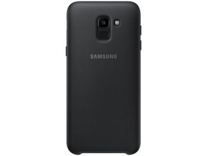 EF-PA600CBEGWW Samsung Dual Layer Cover Galaxy A6 2018 Black
