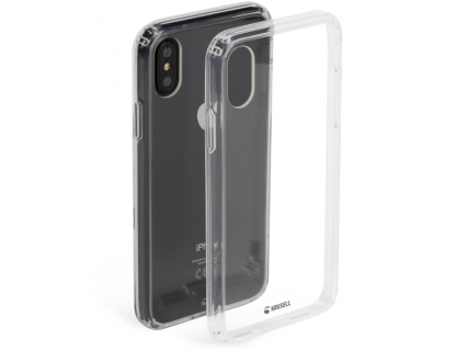 Kivik Cover Apple iPhone Xs Max - Transparant