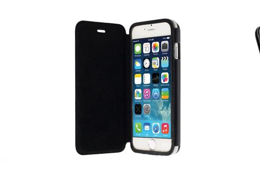 "FlipCover Donso Apple iPhone 6 4,7"" Black"
