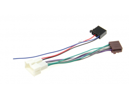 ISO adaptor cable Renault/Dacia 2012-