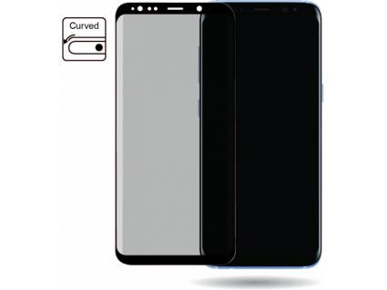 Edge-To-Edge Glass Screen Protector Samsung Galaxy S8 Black