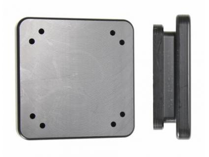MultiMoveClip Adapter plate - with AMPS holes
