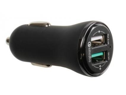 USB sig.plug Qualcomm Quick Charger 3.0 12/24V
