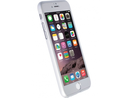 Arvika 360 Cover Apple iPhone 6/6S - Silver