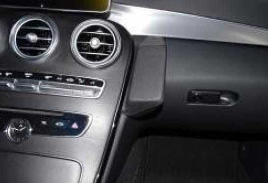 Kuda Console Mercedes Benz C Klasse W205 Vanaf 2014 Zwart