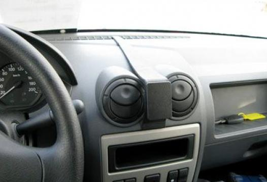 Proclip Dacia/Renault Logan 07- Center mount
