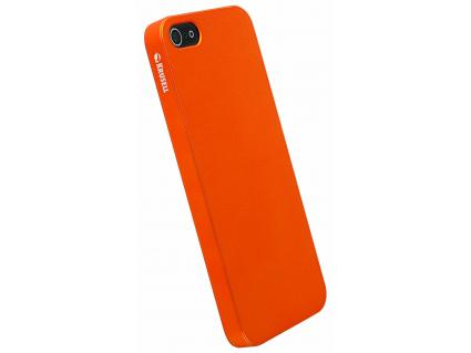 ColorCover Apple iPhone 5 Oranje