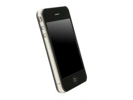 UnderCover Kalix Apple iPhone 4 Zwart